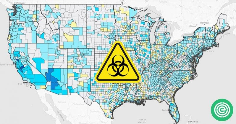 Hexavalent Chromium: Is Toxic Chromium-6 in Your Drinking Water?