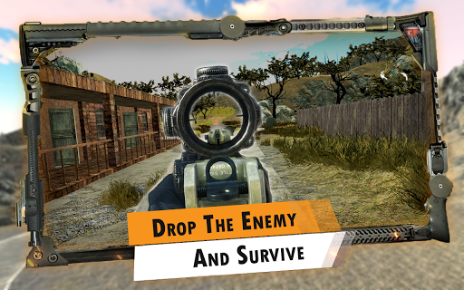 Fire Free Battleground Survival Hopeless Squad screenshot 6