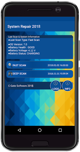 System Repair for Android 2019 8 screenshots 1