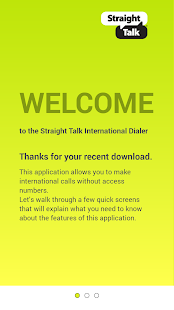 Straight Talk International- screenshot thumbnail