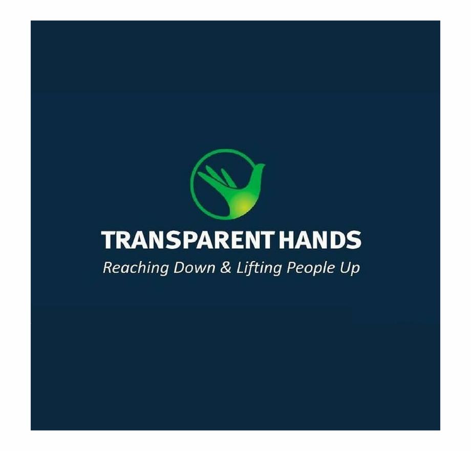 Transparent Hands Logo