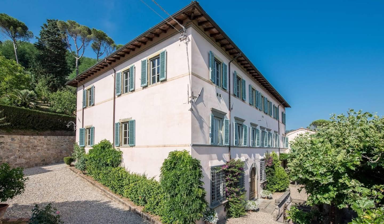Villa avec jardin Lucques