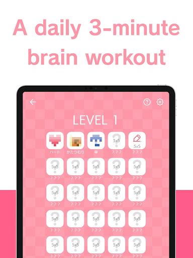 Logic Art - Simple Puzzle Game  screenshots 14