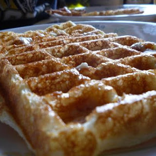 Amazingly Fluffy Waffles