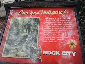 Photo: Rock City TN