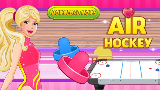 Amazing Princess Air Hockey