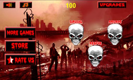 Modern Zombie Shooter