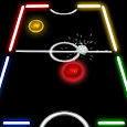 Glow Hockey 3D icon