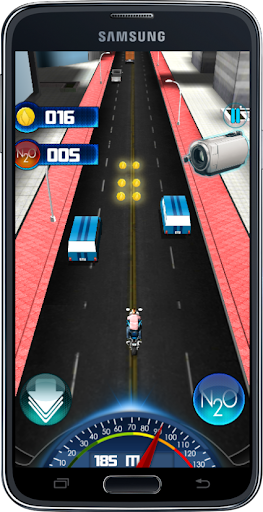 Speed City Moto Racer Free