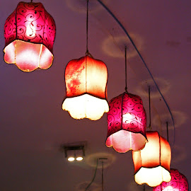 Lampu Hias by Mulawardi Sutanto - Artistic Objects Other Objects ( mall, lamp, travel, indonesia, sumarecon mall, interior )
