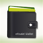 Etisalat Wallet Icon