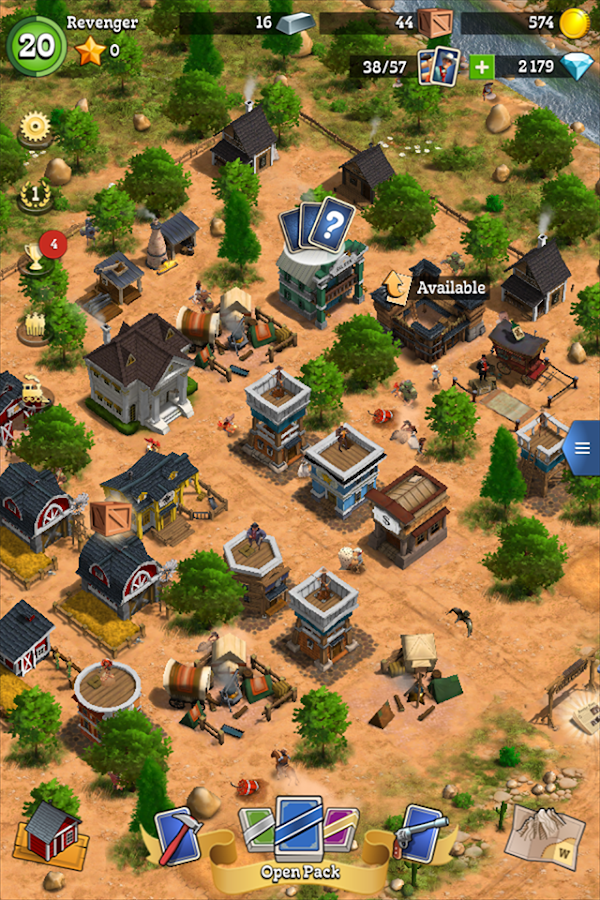Compass Point: West- screenshot