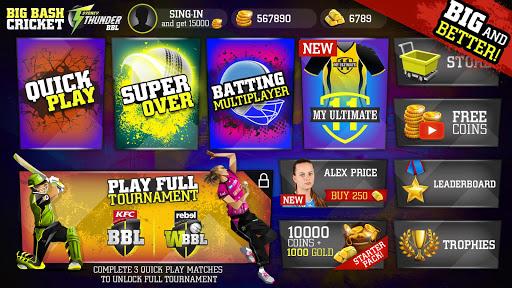 Big Bash Cricket 2.1 screenshots 10