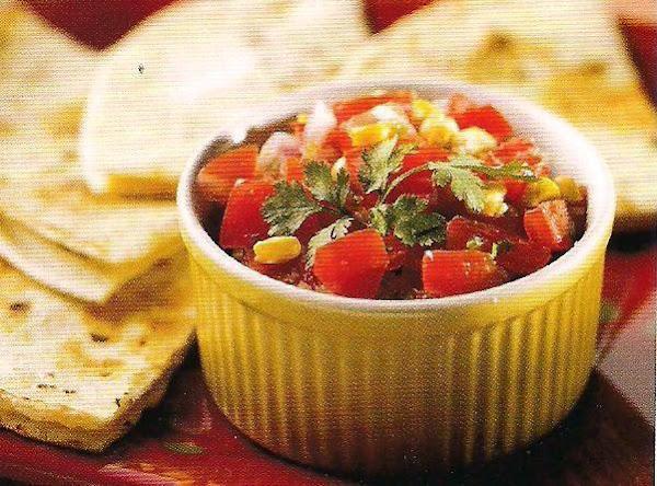 Fresh Campari Salsa Recipe