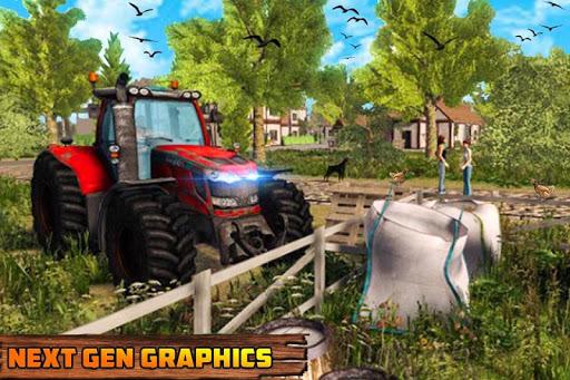 Khakassia Organic Tractor Farming Simulator 2019 2.0.3 screenshots 15