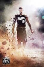 Photo: +Sacramento Kingsplayer Demarcus Cousins, by +Elevendy
