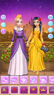 Icy Dress Up – Girls Games 4
