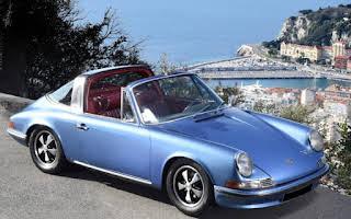 """Porsche 911 Targa 2,4l """"S"""" Rent Provence-Alpes-Côte d'Azur"""