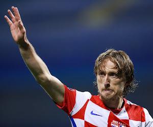 L'heure de vérité pour la Croatie de Luka Modric