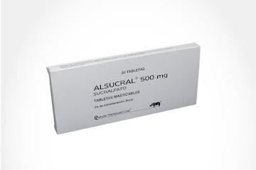 Alsucral 500Mg Tabletas