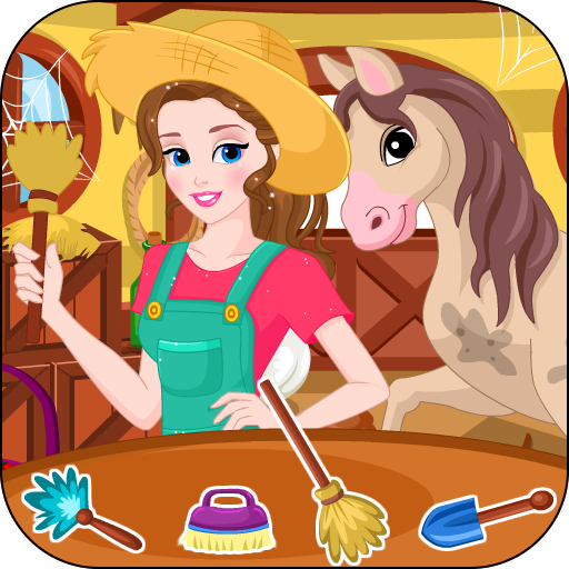 Woman Farmer Clean Up 休閒 App LOGO-硬是要APP
