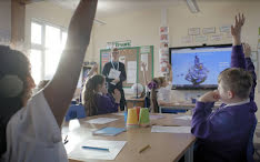 Bringing online safety education programmes to UK primary schools