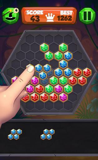 Block Hexa Puzzle (Free) 1.0 screenshots 8