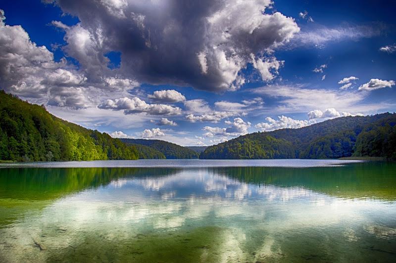 Acqua,cielo e terra.... solo natura  di massimo_lazzarin