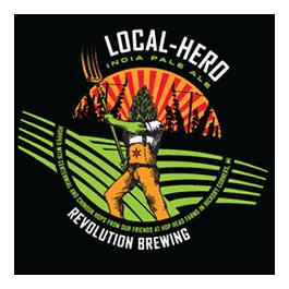 Logo of Revolution Local Hero