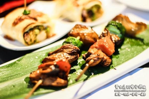 赤崁璽樓蔬食餐廳 民初老洋樓內吃遍各國創意蔬食料理;台南觀光局及食尚玩家推薦