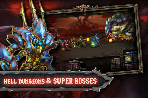 Epic Legendary Summoners - Magic Heroes Action RPG 1.10.0.289 screenshots 1