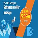 25 Pro Design WebSite Scripts icon