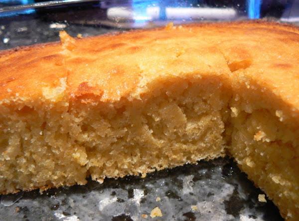 Grandmother's Buttermilk Cornbread Recipe