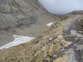 Photo: Fragments d'una antiga glacera