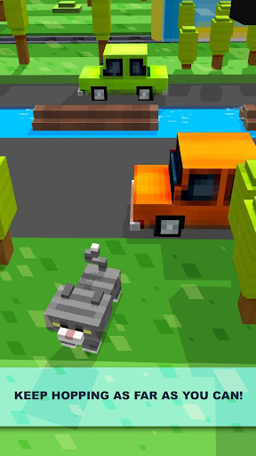Crossy Hoppers: Road Jump Game  screenshots EasyGameCheats.pro 3