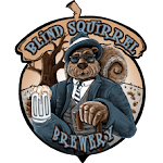 Logo of Blind Squirrel Raspberry Saison