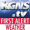 KGNS WEATHER icon