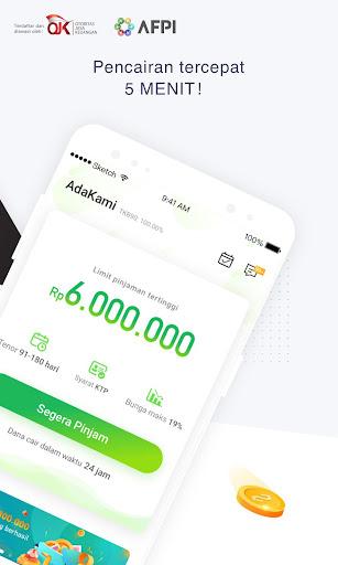 AdaKami -Pinjaman Dana Online Cepat Cair Dan Mudah  screenshots 2