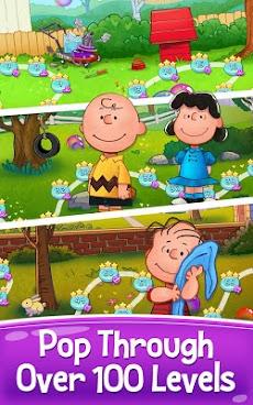 Bubble Shooter: Snoopy POP! - Bubble Pop Gameのおすすめ画像4