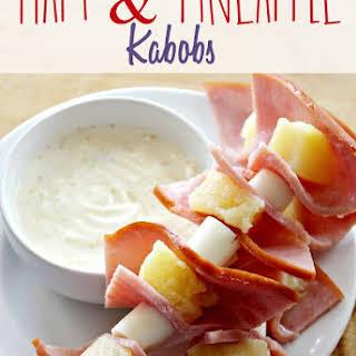 Pineapple Ham Appetizers Recipes.