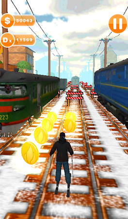 Skating Subway Surfers 1.0.1.5 screenshot 485252