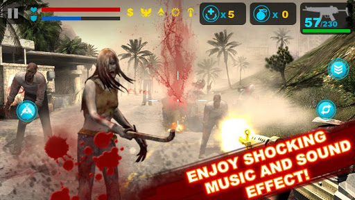 Zombie Frontier - screenshot