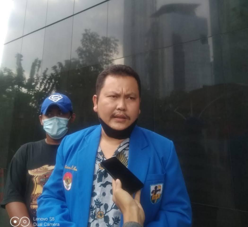 MPO KNPI Dukung Munas KADIN Di Kendari Dengan Prokes Covid 19 Di Perketat