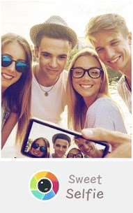 Sweet Selfie – Mejor cámara selfie belleza 1