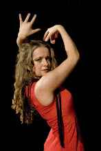 Photo: kursy tańca: flamenco ; wykładowca Małgorzata Wołyńczyk