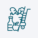 Pantrist - Intelligent stock and shopping list icon