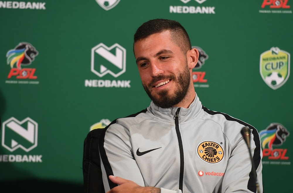 We can't afford to lose our heads against Maritzburg United: Cardoso