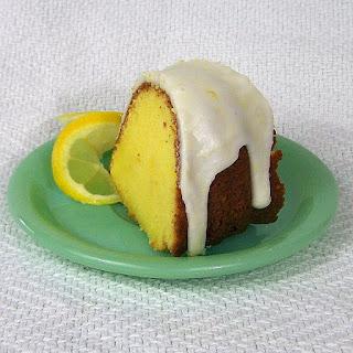 Extreme Lemon Cake