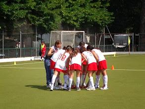 Photo: naz. femm. Hockey Roma 2012