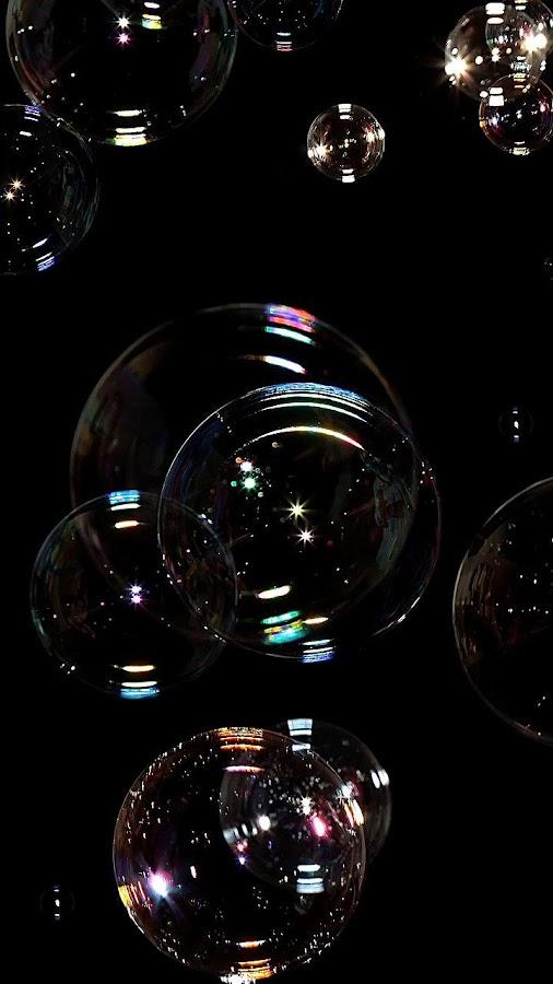 Bubble Live Wallpaper- screenshot